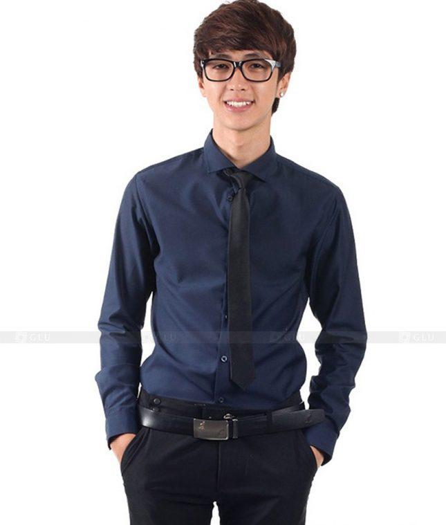 Dong Phuc Cong So Nam GS283 đồng phục công sở nam