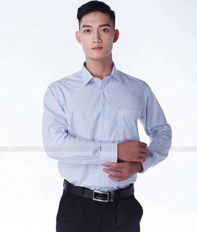 Dong Phuc Cong So Nam GS297 đồng phục công sở nam
