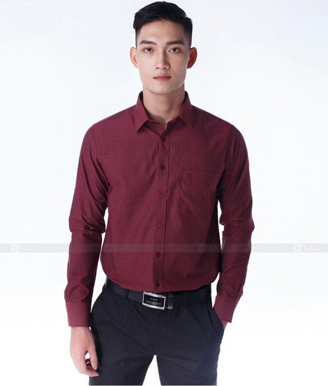 Dong Phuc Cong So Nam GS305 đồng phục công sở nam