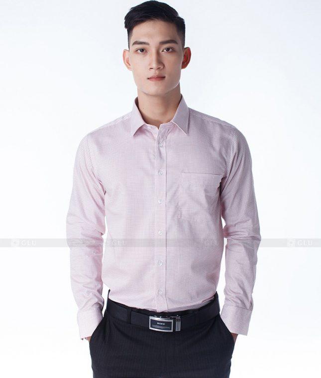 Dong Phuc Cong So Nam GS307 đồng phục công sở nam