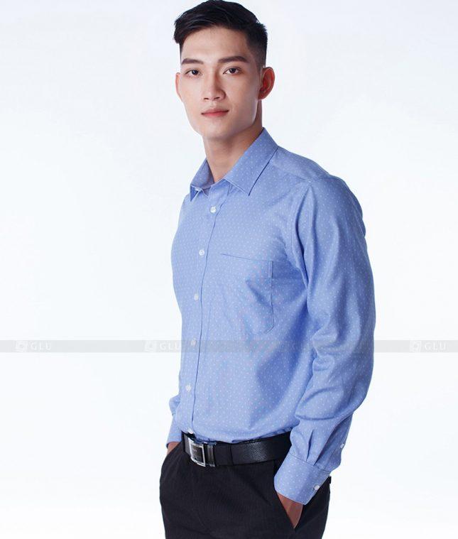 Dong Phuc Cong So Nam GS318 đồng phục công sở nam