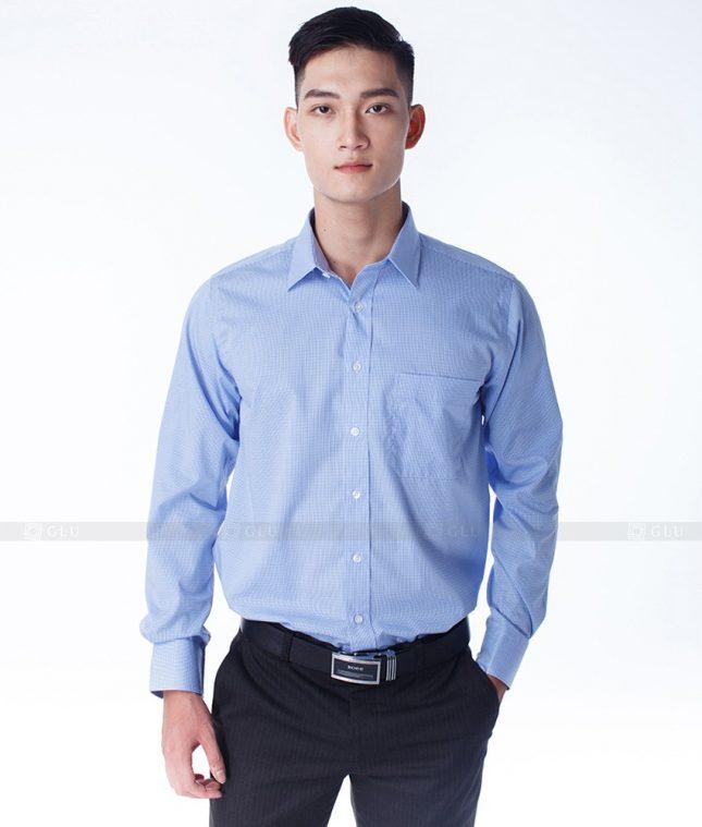 Dong Phuc Cong So Nam GS319 đồng phục công sở nam