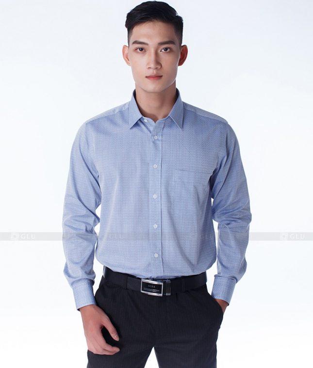 Dong Phuc Cong So Nam GS320 đồng phục công sở nam