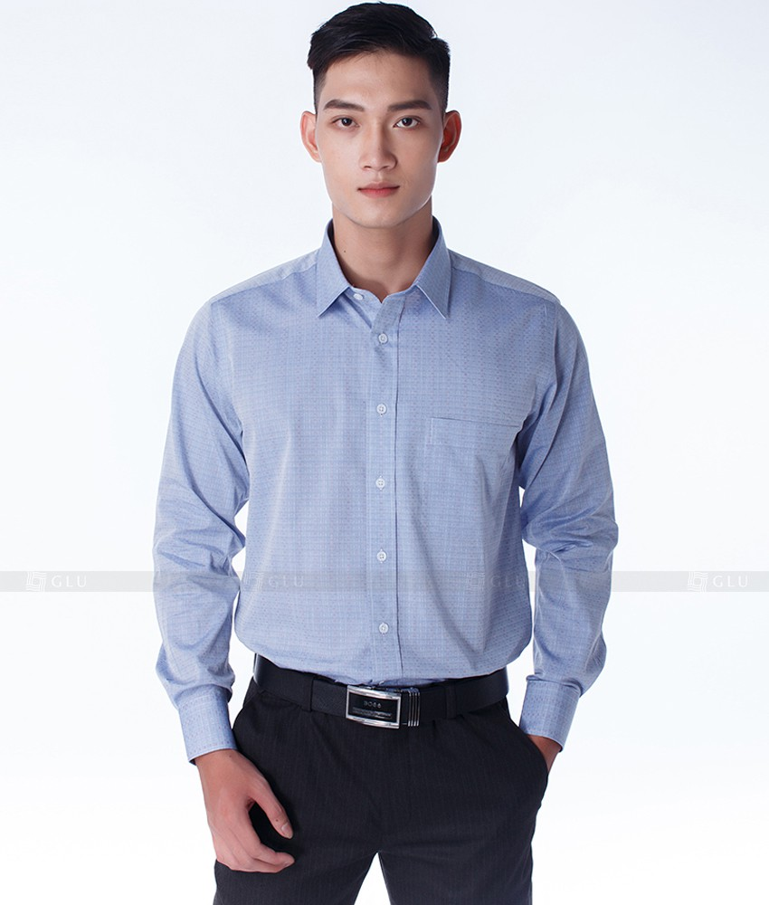 Dong Phuc Cong So Nam GS320