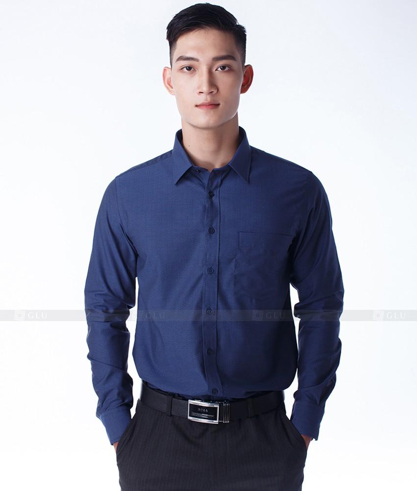 Dong Phuc Cong So Nam GS323