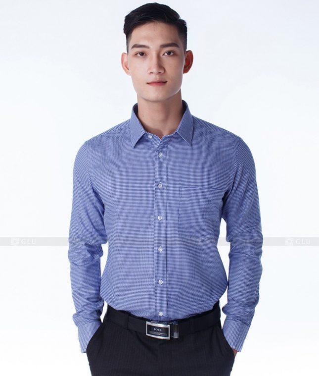 Dong Phuc Cong So Nam GS325 đồng phục công sở nam