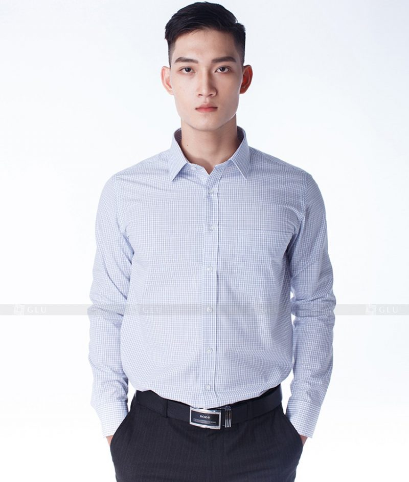 Dong Phuc Cong So Nam GS327