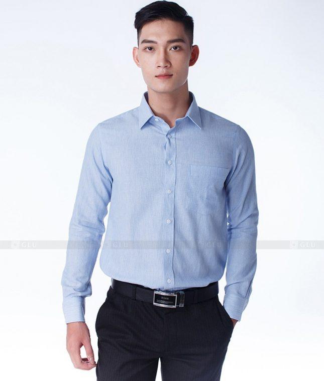 Dong Phuc Cong So Nam GS331 đồng phục công sở nam