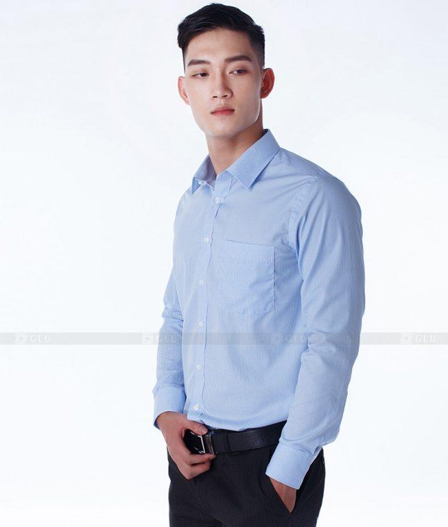 Dong Phuc Cong So Nam GS334 đồng phục công sở nam