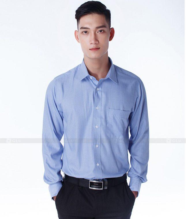 Dong Phuc Cong So Nam GS337 đồng phục công sở nam