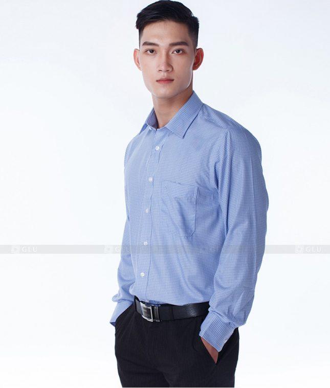 Dong Phuc Cong So Nam GS338 đồng phục công sở nam