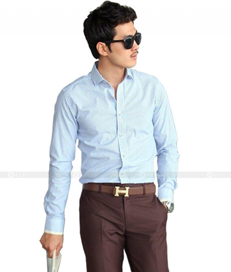 Dong Phuc Cong So Nam GS349