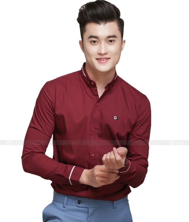 Dong Phuc Cong So Nam GS354 đồng phục công sở nam