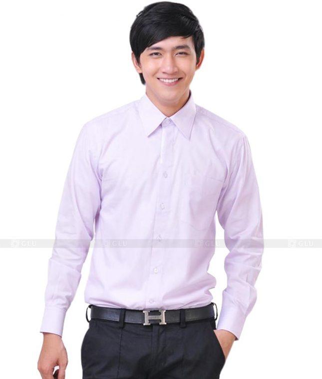 Dong Phuc Cong So Nam GS360 đồng phục công sở nam