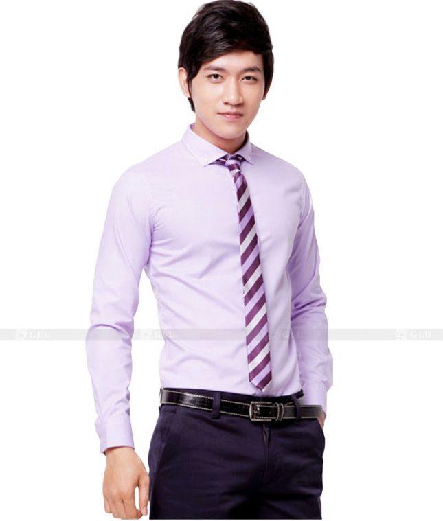 Dong Phuc Cong So Nam GS365 đồng phục công sở nam