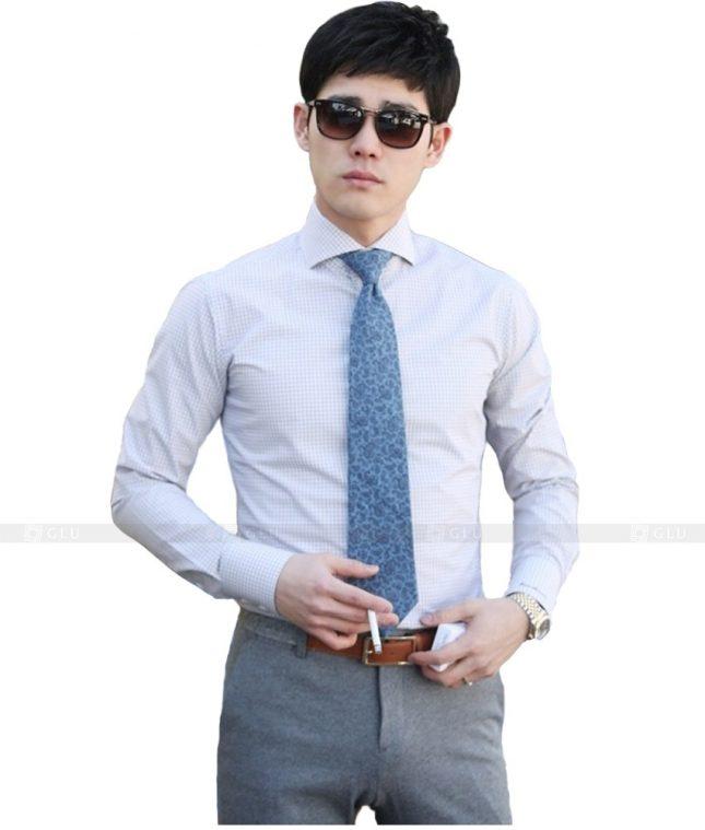 Dong Phuc Cong So Nam GS373 đồng phục công sở nam