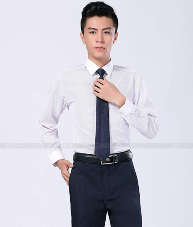 Dong Phuc Cong So Nam GS387 đồng phục công sở nam