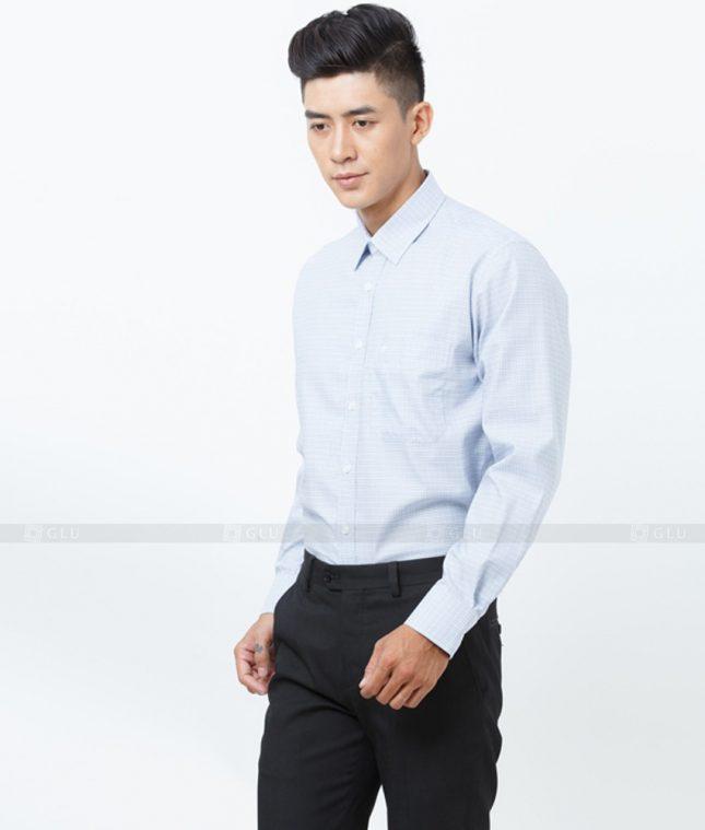 Dong Phuc Cong So Nam GS398 đồng phục công sở nam
