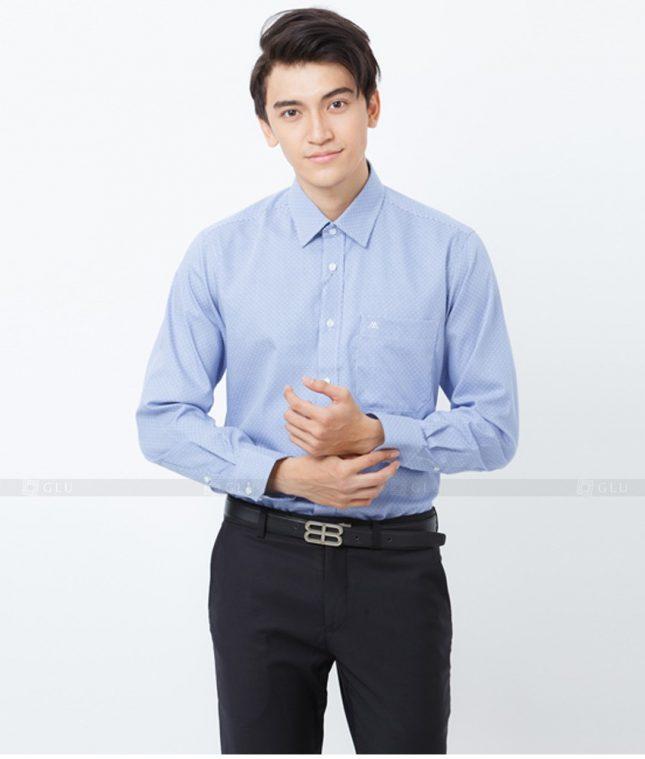 Dong Phuc Cong So Nam GS415 đồng phục công sở nam