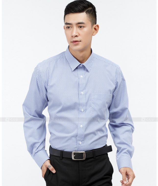 Dong Phuc Cong So Nam GS455 đồng phục công sở nam