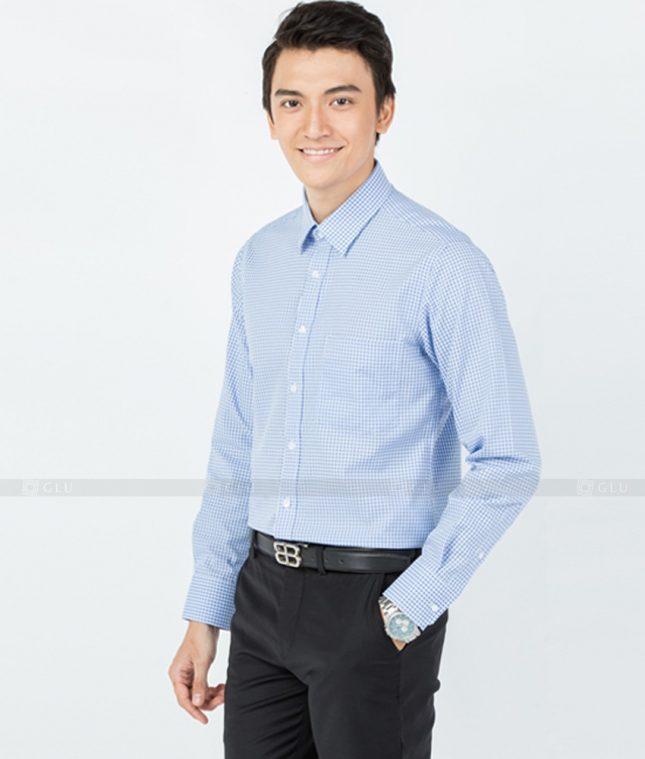 Dong Phuc Cong So Nam GS456 đồng phục công sở nam