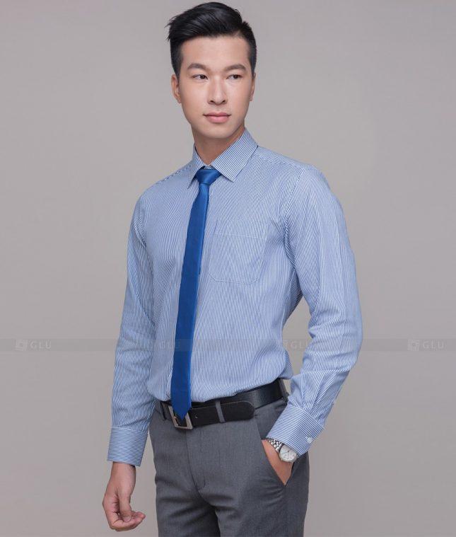 Dong Phuc Cong So Nam GS460 đồng phục công sở nam