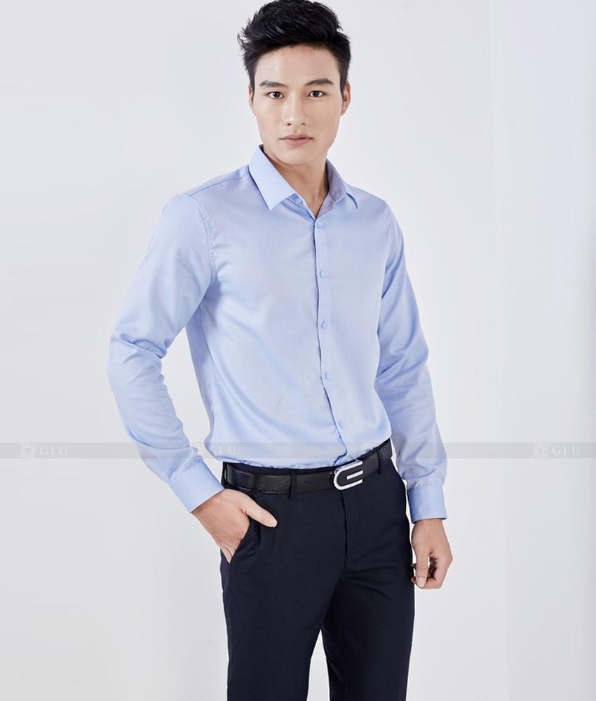 Dong Phuc Cong So Nam GS487