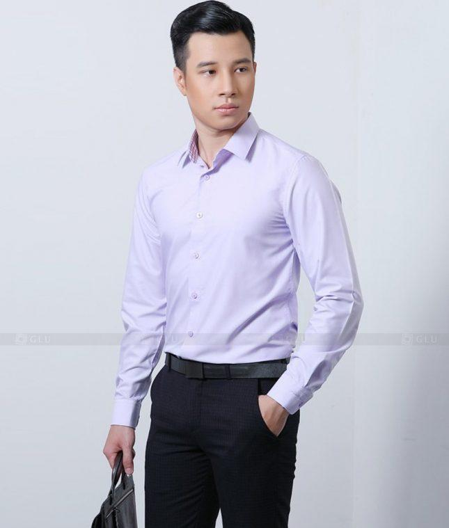 Dong Phuc Cong So Nam GS498 đồng phục công sở nam