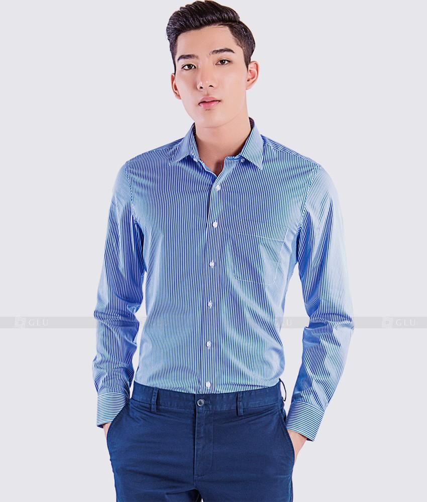 Dong Phuc Cong So Nam GS502