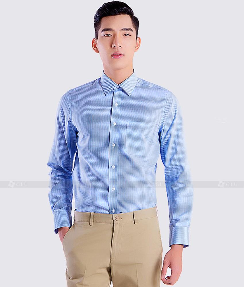 Dong Phuc Cong So Nam GS508