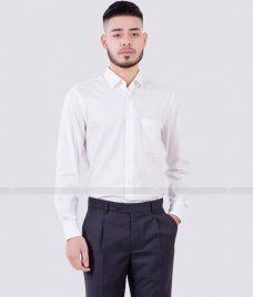 Dong Phuc Cong So Nam GS520 đồng phục áo sơ mi