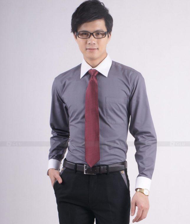 Dong Phuc Cong So Nam GS543 đồng phục công sở nam