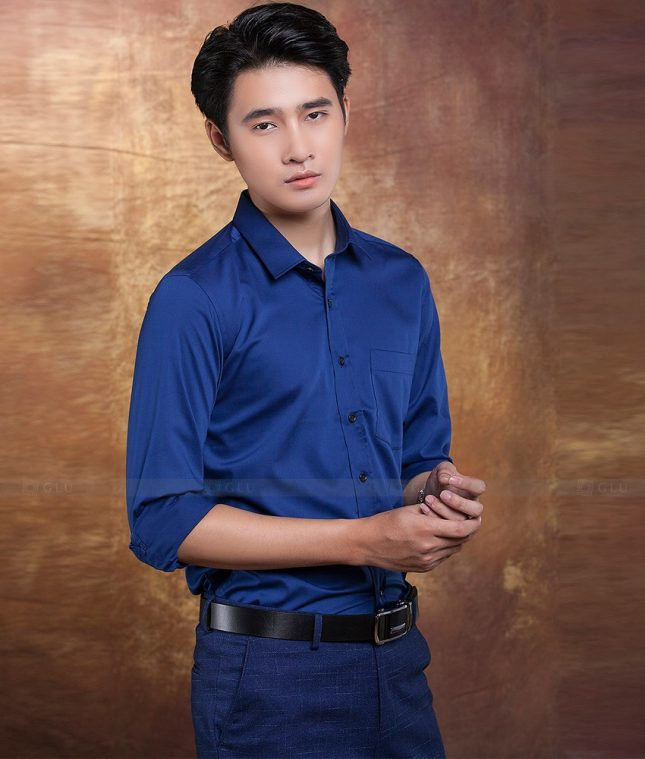 Dong Phuc Cong So Nam GS565 đồng phục công sở nam