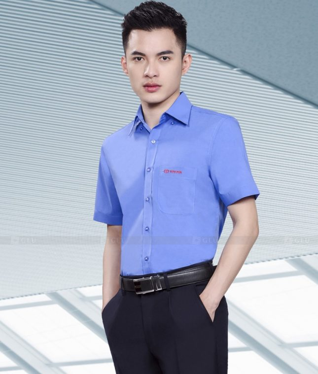 Dong Phuc Cong So Nam GS566 đồng phục công sở nam