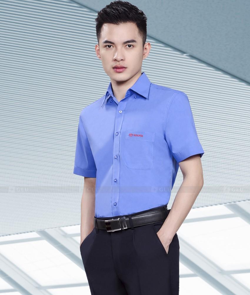 Dong Phuc Cong So Nam GS566