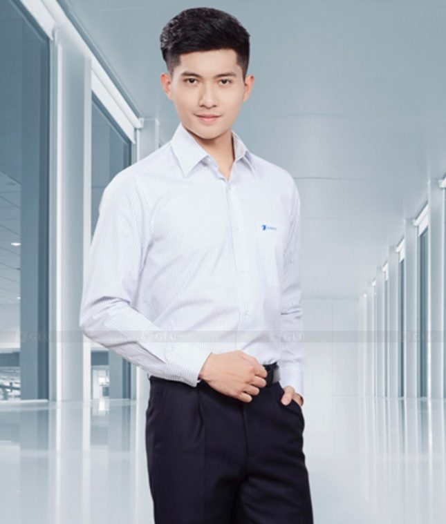 Dong Phuc Cong So Nam GS568 đồng phục công sở nam