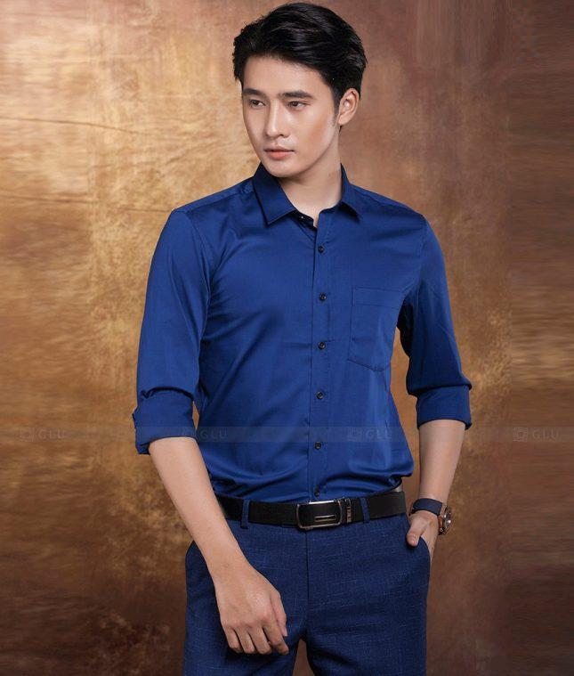 Dong Phuc Cong So Nam GS570 đồng phục công sở nam
