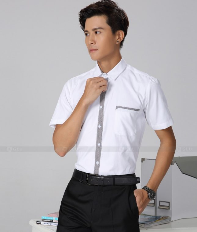 Dong Phuc Cong So Nam GS571 đồng phục công sở nam