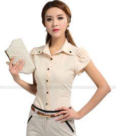Dong Phuc Cong So Nu GS125 Đồng Phục Công Sở