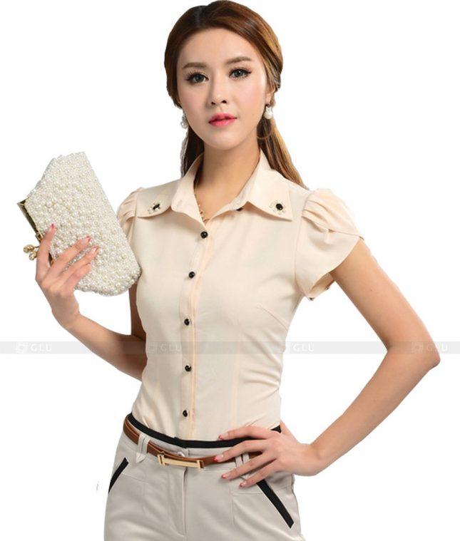 Dong Phuc Cong So Nu GS125 đồng phục công sở nam