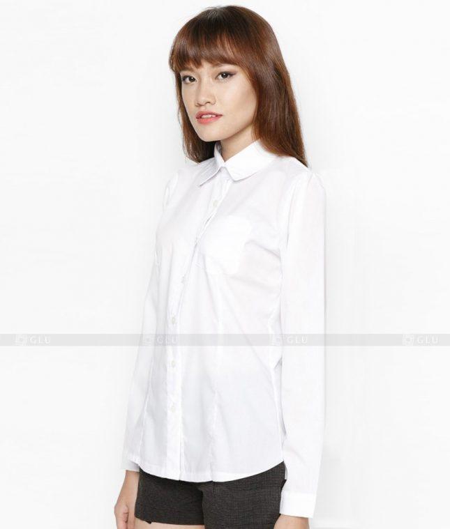 Dong Phuc Cong So Nu GS155 áo sơ mi nữ đồng phục công sở