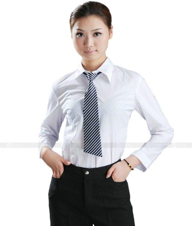 Dong Phuc Cong So Nu GS228 đồng phục công sở nam