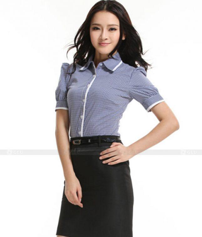 Dong Phuc Cong So Nu GS239 đồng phục công sở nam