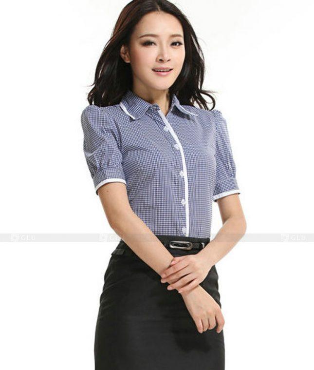 Dong Phuc Cong So Nu GS240 đồng phục công sở nam