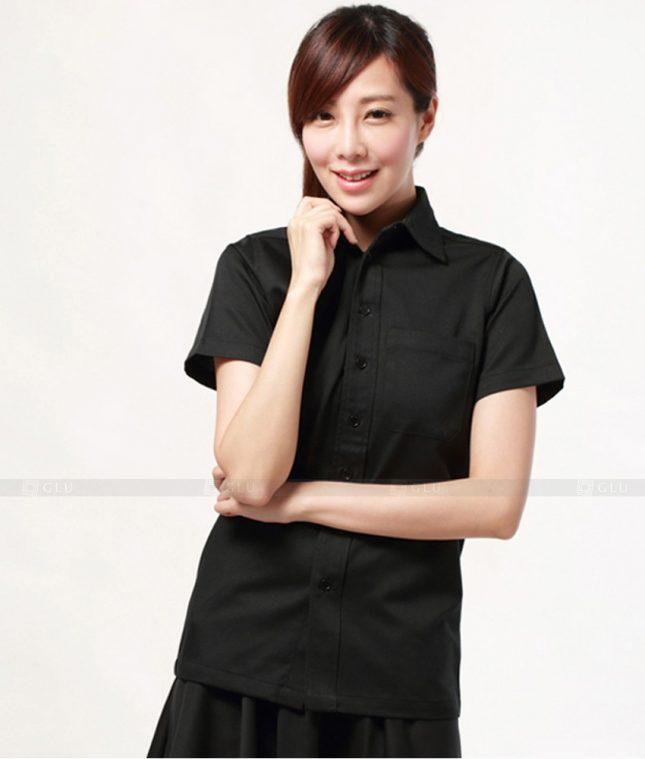 Dong Phuc Cong So Nu GS281 áo sơ mi nữ đồng phục công sở
