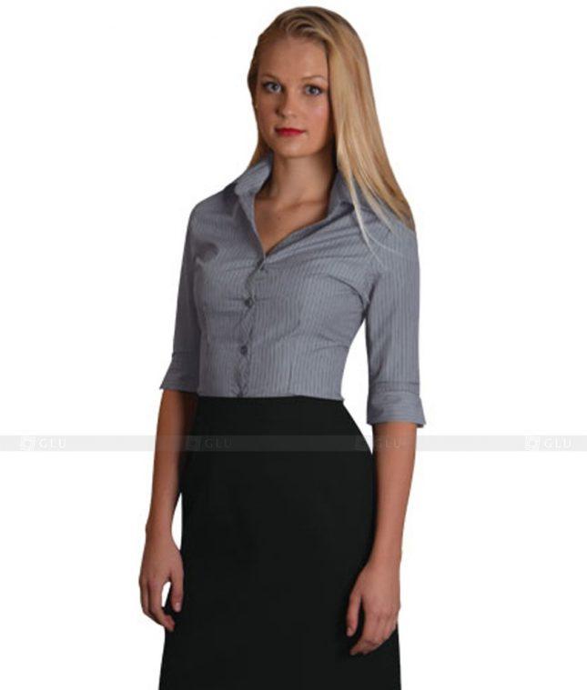 Dong Phuc Cong So Nu GS29 áo sơ mi nữ đồng phục công sở