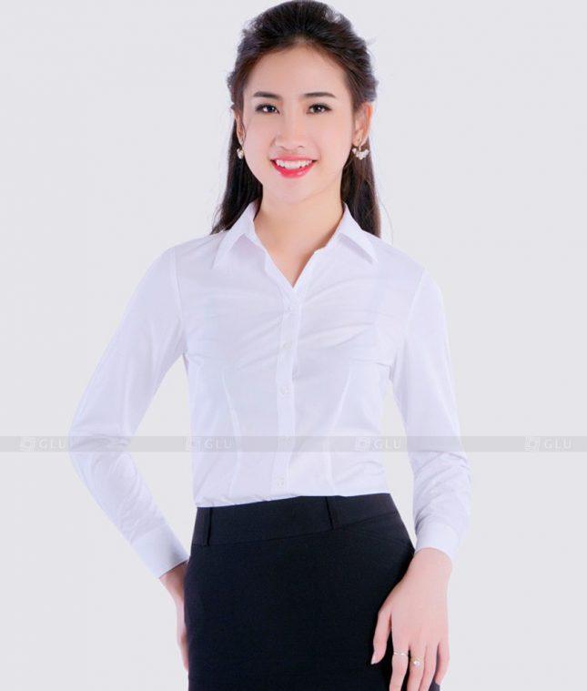 Dong Phuc Cong So Nu GS298 áo sơ mi nữ đồng phục công sở