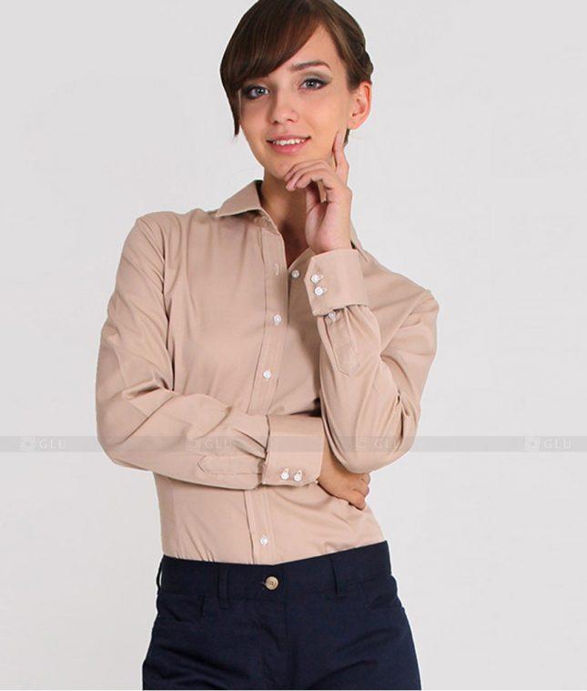 Dong Phuc Cong So Nu GS302 áo sơ mi nữ đồng phục công sở