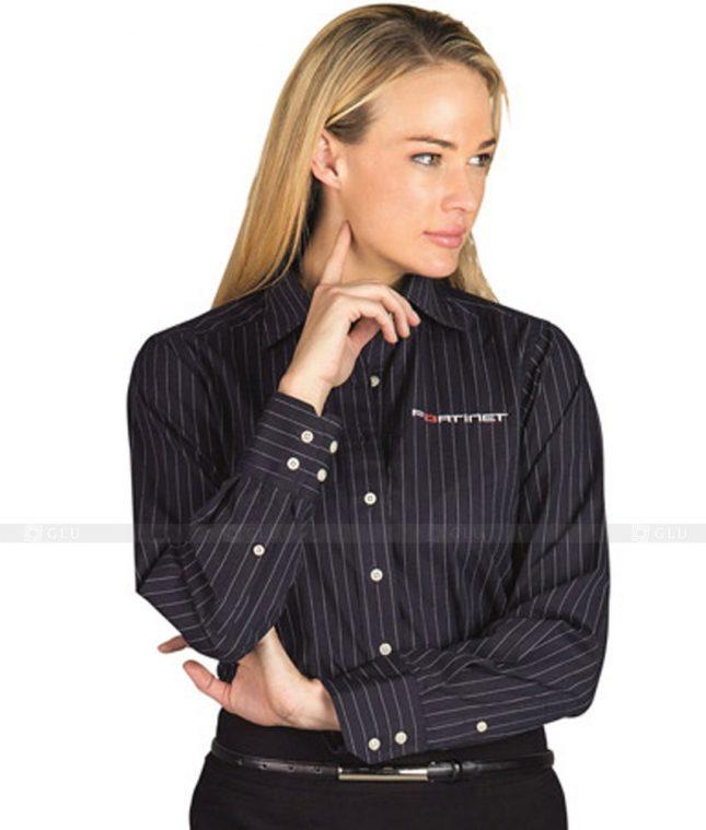 Dong Phuc Cong So Nu GS35 áo sơ mi nữ đồng phục công sở
