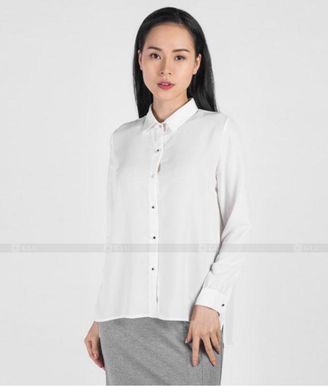 Dong Phuc Cong So Nu GS366 áo sơ mi nữ đồng phục công sở